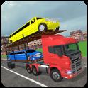 Limo Transporter Trailer Truck