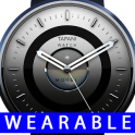 MOGUL weather wear watch face