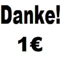 Danke! App 1€