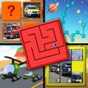 Puzzles de mémoire logique Kid
