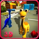 Wild Baby Dinosaur Simulator