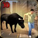Wütend Bull Revenge Simulator