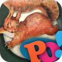 PopOut! The Tale of Squirrel Nutkin: A Pop-up Book