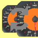 km/h vs. knot SpeedSter