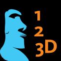 123D Moai
