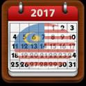 Calendar Malaysia 2017