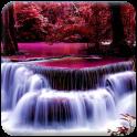 Free HD Water-Fall Wallpaper