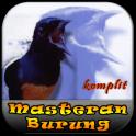 Masteran Kicau Burung Komplit (Natural Bird Sound)