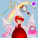 लड़कियों लिए खेल राजकुमारियों