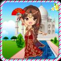 Indian Princess DressUp