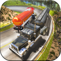 Off Road Oil Cargo Tanker 3d