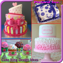 Cake Icing Design Ideas