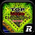 TOP Maps Clash Clans 2017
