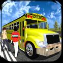Schoolbus Driving Simulator