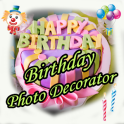Birthday Photo Decorator