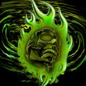 Skull Music Player