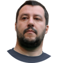 Selfie con Salvini