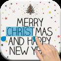 Nuevas tarjetas de Feliz Navidad y Año Nuevo