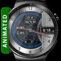 Metal Gears HD Watch Face Widget & Live Wallpaper