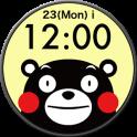 Face Watch (KUMAMON Ver.)