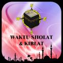 Waktu Sholat & Kiblat