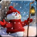 क्रिसमस HD लाइव वॉलपेपर
