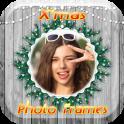 2018 Xmas Photo Frames & New Year Photo Editor2018
