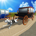 Dog Cart Racing Simulator
