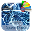 Winter Live Wallpaer | Xperia™ Theme