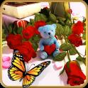 Valentine's Day 3D Wallpaper