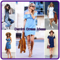 Latest Denim Dress Ideas 2017