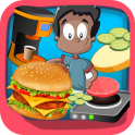 Maker burger shop chef games