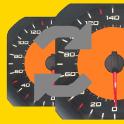 MPH vs. knot SpeedSter