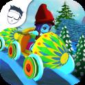 Christmas VR Roller Coaster 2017