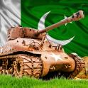 PK-India Real Tank War 2016