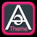 Alva Material Pink Theme
