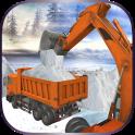 Snow Plow Rescue Excavator