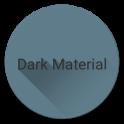 Dark Material theme for LG V20