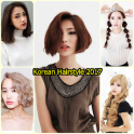 Cute Korean Hairstyle 2017