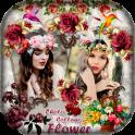 Flower Photo Collage Maker