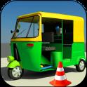 TUk TUk Rickshaw Driver Sim