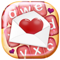 Día de San Valentín Teclado