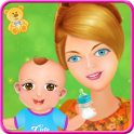 Baby Twins - Games for Girls