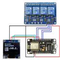 ESP8266 WiFi Oled Static IP