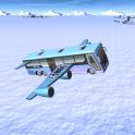 Winter Bus Flying