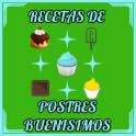 recetas de dulces deliciosos