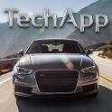 TechApp for AUDI