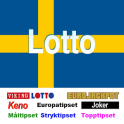 Swedish Lotto and games result
