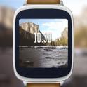 Yosemite motion watch face