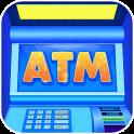 ATM Simulator Cash and Money